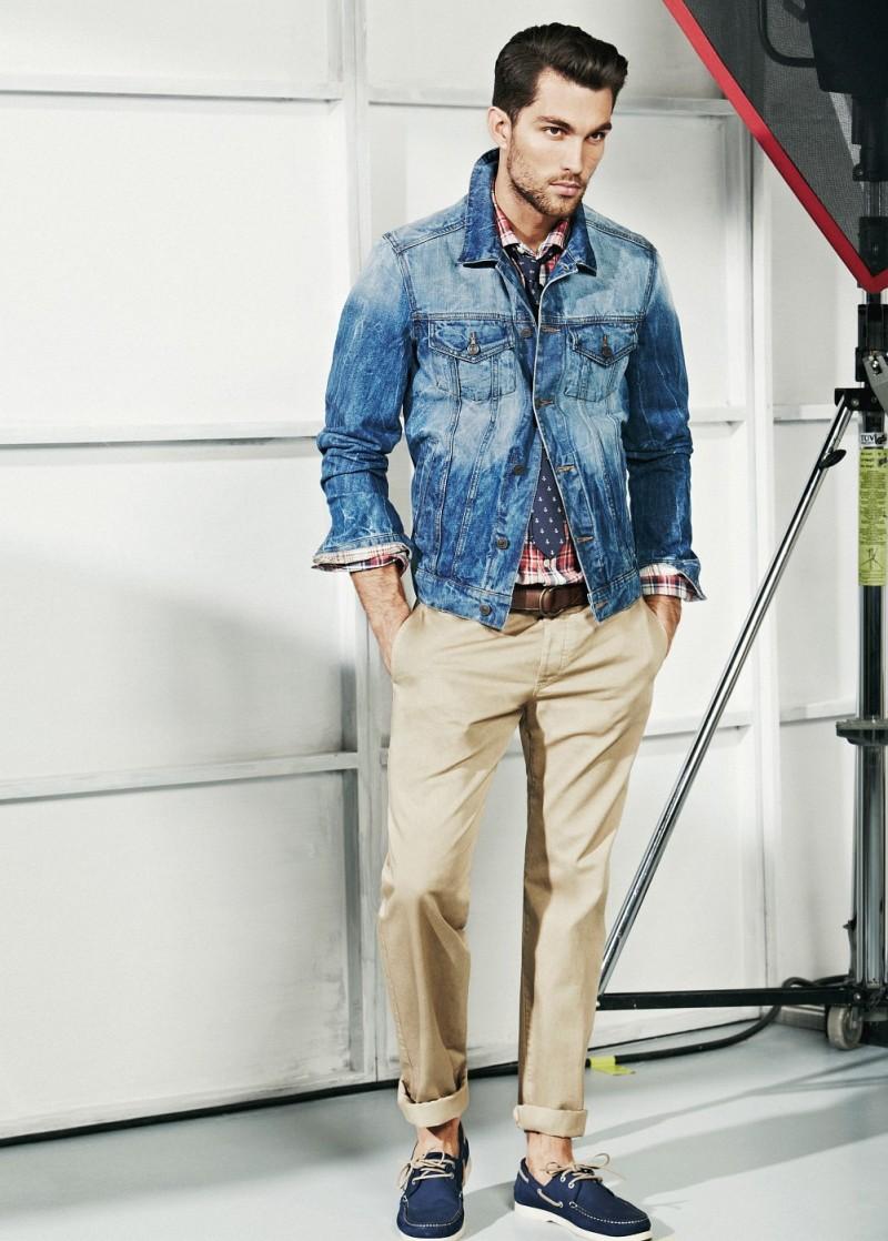 Outfit Sportivo Ma Elegante Uomo